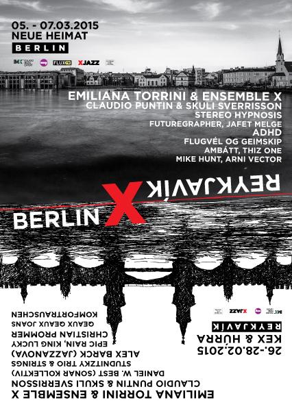 Berlin X Reykjavik Festival Berlin